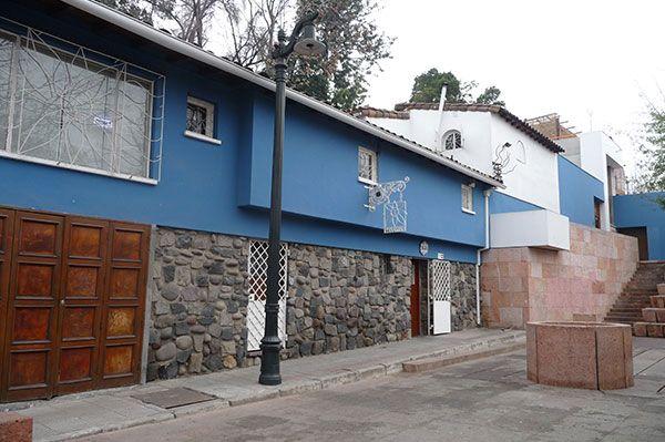 Image result for La Chascona